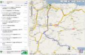Miniatura del mapa de como llegar desde Gijon.