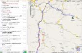 Miniatura del mapa de como llegar desde Madrid.